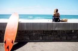 最文艺的水上运动区·法国比亚里茨冲浪假期