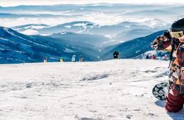 滑雪行程精选 尽享雪山风情
